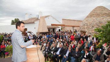 ADIMAN asiste a la inauguración de la bodega Las Calzadas de Pozoamargo