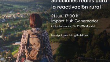 ADIMAN colaborará en buscarán soluciones para evitar la despoblación rural en una Jornada impulsada por REDR