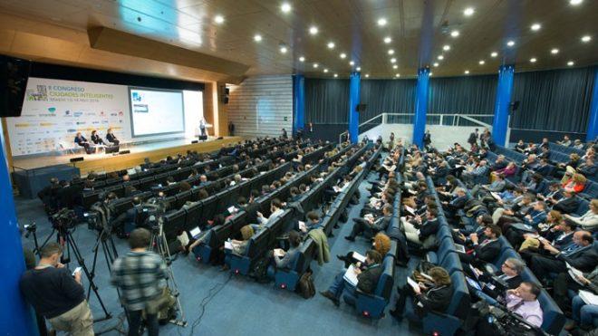 ADIMAN presenta los DRIS en el IV Congreso Ciudades Inteligentes de Madrid