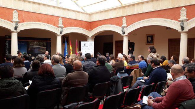 Reunión de los Grupos de Acción Local con la Direccion General de Desarrollo Rural