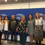 La red SSPA se reúne con Eurodiputados por la despoblación en la Semana Europea de las Regiones y las Ciudades
