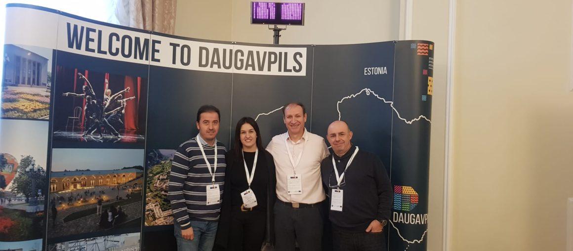 Adiman regresa de Letonia con muy buenas expectativas para el proyecto DeCoDe
