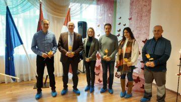 Letonia: reunión final proyecto DeCoDe