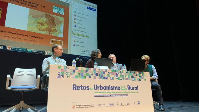Jornada 'Retos del urbanismo'