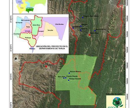 El Gobierno regional concede a Adiman 60.400 euros para un proyecto de cooperación al desarrollo en Bolivia