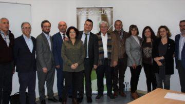 La presidenta de Adiman, Mª Carmen García, seguirá como secretaria de Recamder