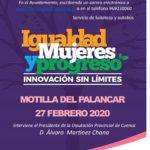 Jornada Igualdad, Mujeres y Progreso
