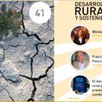 Número 41 de la revista trimestral 'Desarrollo Rural y Sostenible' de la Red Rural Nacional