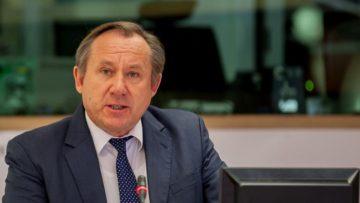 Wolfgang Burtscher, nuevo director general de la Dirección General de Agricultura y Desarrollo Rural de la Comisión Europea