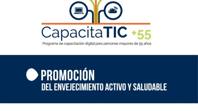 Programa CAPACITATIC + 55
