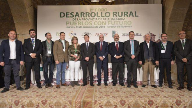 Incentivos fiscales, garantizar servicios de proximidad e impulsar el tejido económico local: claves del Anteproyecto de Ley contra la Despoblación Rural de CLM