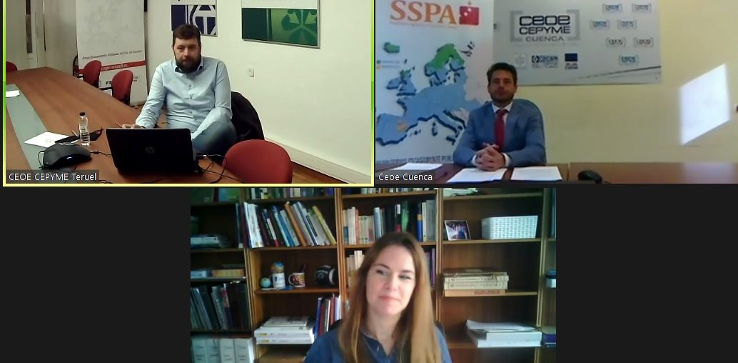 SSPA elabora un mapa para mejorar la aplicación de las políticas contra la despoblación