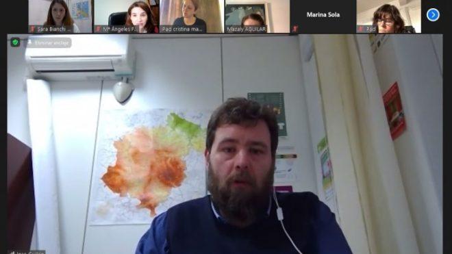 Cuenca, Soria y Teruel trasladan a Bruselas su visión sobre el Mecanismo de Recuperación y Resiliencia