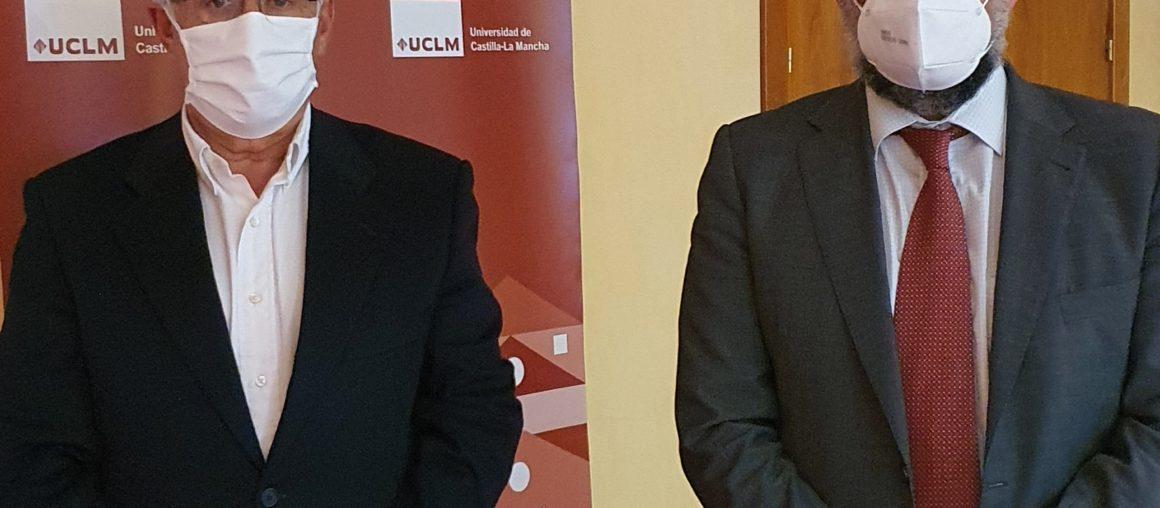 Recamder y la Universidad de Castilla-La Mancha estudian cauces de colaboración en beneficio del medio rural