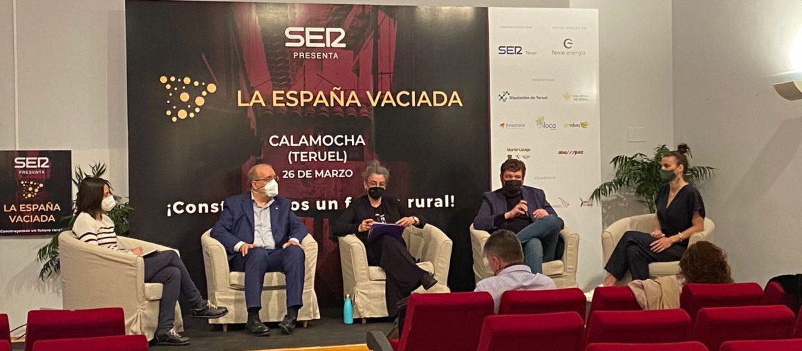 La Red SSPA participa en el II Foro de la Cadena SER por La España Vaciada.