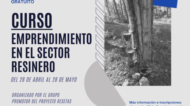 Curso en emprendimiento, asociacionismo y cooperativismo en el sector resinero