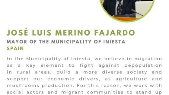 Participación de Adiman y el municipio de Iniesta en el evento internacional de la Red de Ciudades Europeas que fomentan el diálogo intercultural