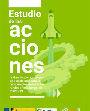 REDR publica el 'Estudio de las acciones realizadas por los Grupos de Acción Local para la recuperación de las áreas rurales afectadas por el COVID-19'