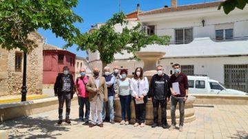 Recamder y los Grupos de Acción Local conquenses evidencian en La Pesquera que los pueblos tienen futuro