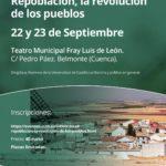 Recamder y la UCLM organizan el curso 'Repoblación, la revolución de los pueblos'