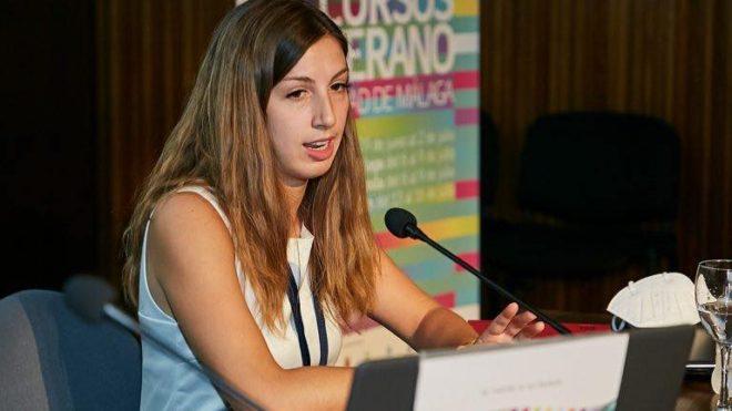 Sara Bianchi, coordinadora de la SSPA, participa en la jornada de la FGUMA