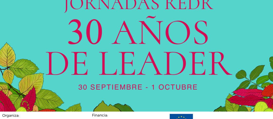 REDR organiza las Jornadas '30 años de LEADER' en Somiedo